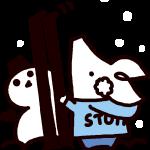 33_スキー場スタッフ